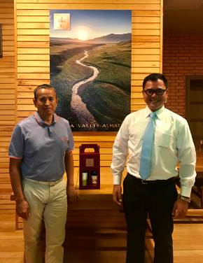 Kazakh winemaker sets sights on Japan