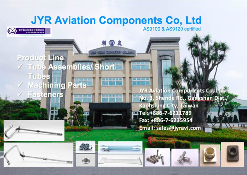 JYR Aviation Components