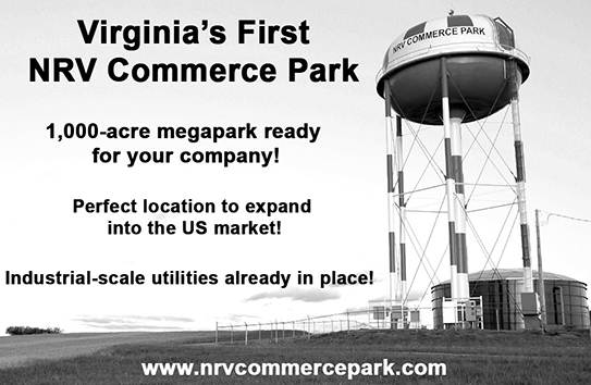 New River Valley Commerce Park